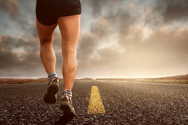 runninng