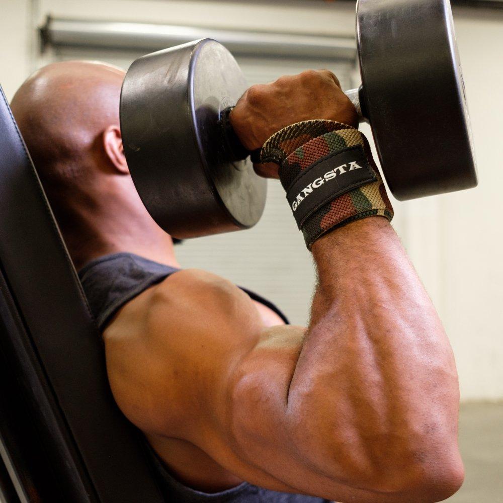 トレーニングで手首を痛い人は「リストラップ」を装着しよう。使い方・効果・おすすめの商品