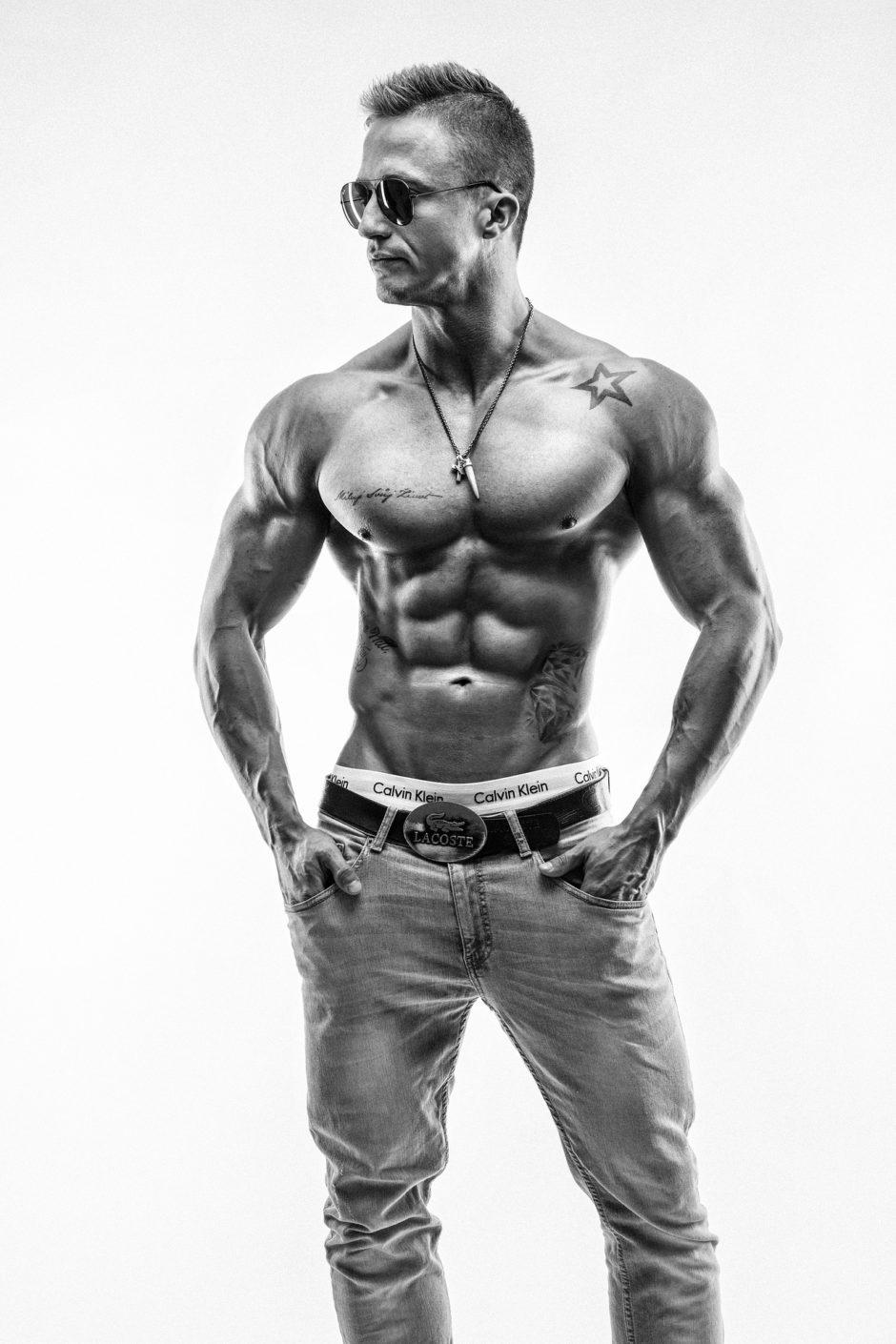 男性 筋肉