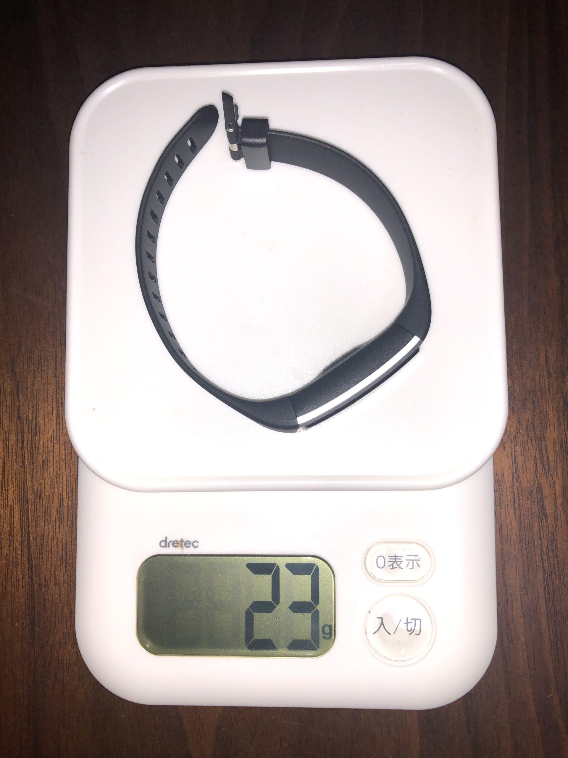 時計 重量